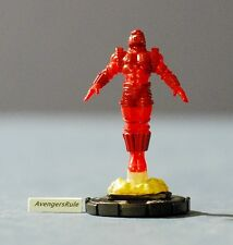 Marvel Heroclix Captain America 042 Crimson Dynamo Rare