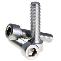 M3 x 8 STAINLESS ALLEN BOLT SOCKET CAP SCREWS 20 PACK