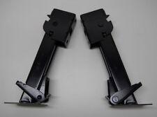 (2) RV Trailer Popup Camper Adjustable Stabilizer Jack Stands / 1000 LB Capacity