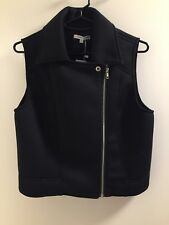 NEW WITH TAG - Valleygirl Black vest size M