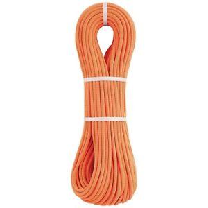 Petzl Volta 9.2mm (60m) climbing rope in orange