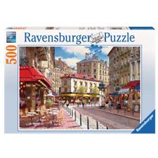 Ravensburger - Quaint Shops Jigsaw Puzzle 500pc