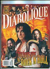 DIABOLIQUE HORROR MAGAZINE #15 / The Dark Side of Rock n' Roll / Rob Zombie
