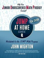 JUMP at Home, Grade 8: Worksheets for the JUMP Math Program (Paperback or Softba