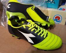 diadora dd-evoluzione3 kangaroo PRO GX 14 cassano no match worn vintage boots 42