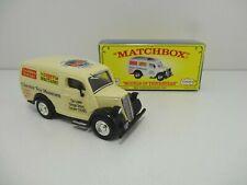 Y-36060 1950 Fordson E83W Van - Models of Yesteryear - MATCHBOX Car