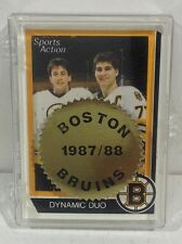 1987/88 Sports Action BOSTON BRUINS 24 Card Team Set R. Bourque C. Neely A. Moog