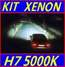 KIT SET FARI XENON CENTRALINE SLIM LAMPADINE H7 5000K HID CANBUS + LED W5W T10