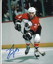 "DOUG CROSSMAN Autographed Signed 8"" x 10 Photo Philadelphia Flyers COA"