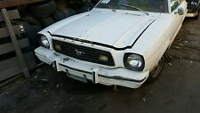 Mustang II OEM Left Fender fit 74 75 76 77 78 All Bodies