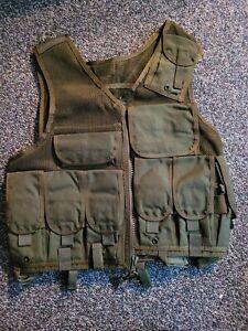 Eagle Industries TAC-V1-N Load Bearing Vest LBV OD Green size Medium
