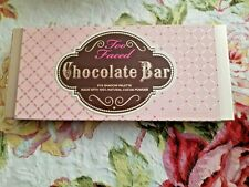 Too Faced  Chocolate Bar Eyeshadow Palette - Limited Edition