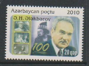 Azerbaijan - 2010, Alasker Gadzhi Aga stamp - MNH - SG 768