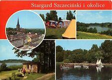Old Postcard-Stargard Szczecinski i okolice