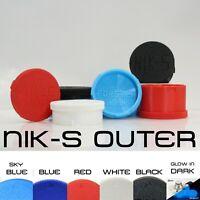 Nikon S RF Outer Bayonet Mount Rear Lens Cap or Body Cap FORSTER UK / US Nikon S