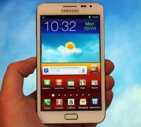 Samsung Galaxy Note 1 N7000 16GB Black white Unlocked- BOX PACK