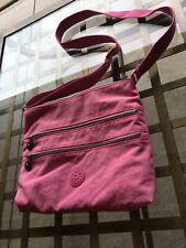 Kipling Grossbody Women Purse Bag Pink Medium Size