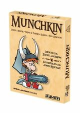 Munchkin Scatola Base Gioco da tavolo C/carte by Raven Distribution