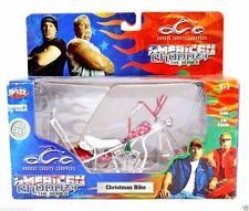 ORANGE COUNTY CHOPPERS AMERICAN CHOPPER SERIES CHRISTMAS BIKE 1/18 2005  79185