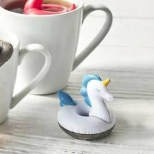 New Unicorn Pool Float Style Fun Teacup Infuser loose tea Fred Trendy Summer