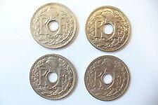 EXCEPTIONNELLE & RARE  SÉRIE DE 4 X 10 CTS LINDAUER  1927-28-29-30 - FDC ! ***