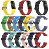 Replacement Soft Casual Breathable Watch Band Wrist Strap for Fitbit Charge 3 P