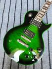 Custom Production Factory Green Binding High Quality Electric Guitar In Stock for sale