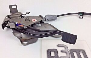Chevrolet Colorado GMC Canyon Hummer H3 Parking Brake Lever Pedal with Cable OEM