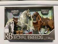 NEW SEALED  Lanard Royal Breeds Stable Mates Quarter Horse Stallion