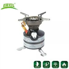 BRS Camping Stove Outdoor Oil Oven One-piece Petrol Furnace Integrated Burner