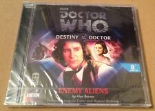 Doctor Who - Enemy Aliens Audio Book Cd India Fisher & Michael Maloney SEALED!!
