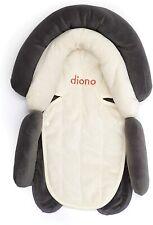 Diono reducteur 2 en 1 tissu en peluche gris de la naissance aux premiers pas