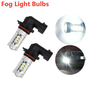 9006 LED Fog Light Bulbs for Dodge RAM 1500 2500 3500 2013-2015 2016 2017 2018