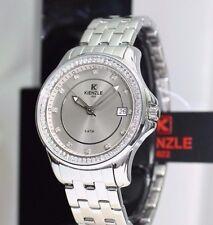 KIENZLE  Damenuhr  Metall Armband  5BarW.R.