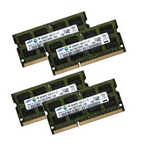 4 x 4 GB 16 GB DDR3 RAM 1333 MHz Apple iMac 2011 12,1 12.2 (memoria di marca Samsung)