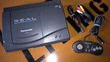 ## Panasonic 3DO PAL Konsole FZ 10 - komplett funktionstüchtig & anschlussfertig