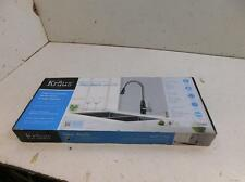 Kraus KPF1702 Single Lever Pull Down Kitchen Faucet w/ Soap Dispensor 642789 d3