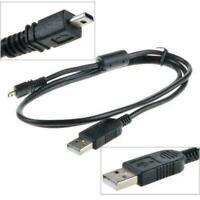 Cybershot Dsc-w800/ Dsc-w810 Digital Camera Usb Cable/ Charger Battery U3D6 E2R4