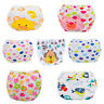 Newborn Baby Infant Summer Cloth Diaper Cover Adjustable Reusable Washable Nappy