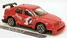 Matchbox 1993-1996 Alfa-Romeo 155 V6 Ti Touring Racer Red COKE Coka-Cola