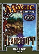 Planeshift Theme Deck Barrage (ENGLISH) FACTORY SEALED BRAND NEW MAGIC ABUGames