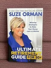 The Ultimate Retirement Guide for 50+ Suze Orman Hardcover
