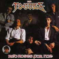 POGUES, THE Red Roses for me LP (1986 Stiff/Ariston)