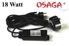 Netzteil mit Lampenfassung für OSAGA UVC Klärgerät 18 Watt Teich Filter Klärer
