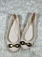 Ted Baker Jelly Flat Shoes Sz39 Womens