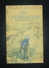 THE WISHING TREE by William Faulkner (April 1967 2nd Printing - Stated), HC/DJ