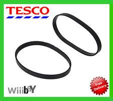 TESCO VCU-007 VCU007 Vacuum Cleaner Hoover BELT x2 Belts (Pack of 2 Belts)