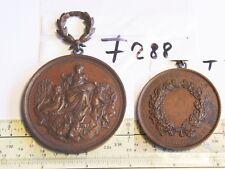 Medaille Frankreich Acriculteurs du Nord bronze 1 Stück (F288-)