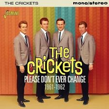 The Crickets - Please Don't Ever Change 1961-1962 [New CD] UK - Import