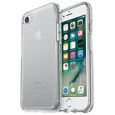 Original OtterBox Symmetry Protective Case for Apple iPhone 8 iPhone 7 -  Clear